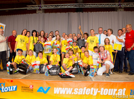 SAFETY-TOUR Bundesfinale 2017 © Harald Wrede / ÖZSV